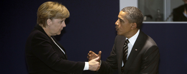 U.S., Germany Tie for Highest Approval Among Top Powers