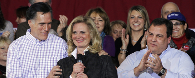 Americans See Christie, Ann Romney in Positive Light