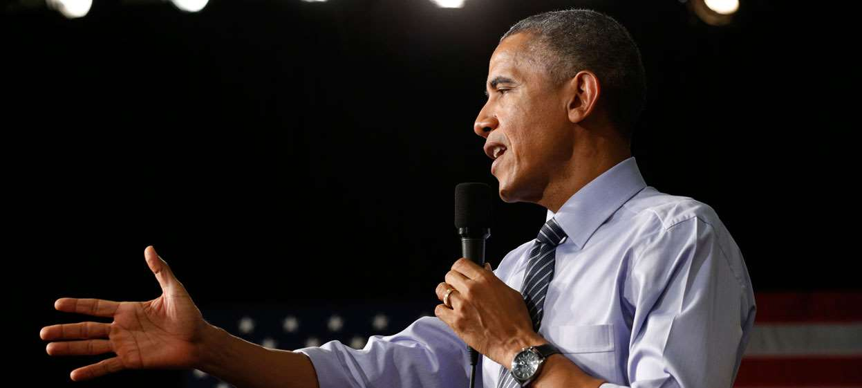Obama Approval on Issues, Favorable Rating Up