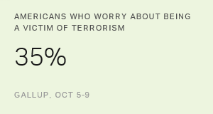 Americans' Worries About Most Crimes Similar to 2015