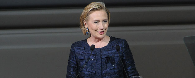 Hillary Clinton Favorability Slips Slightly