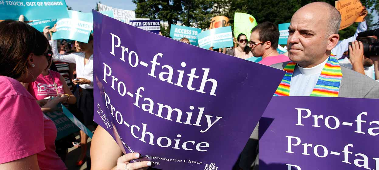 Americans Choose 'Pro-Choice' for First Time in Seven Years