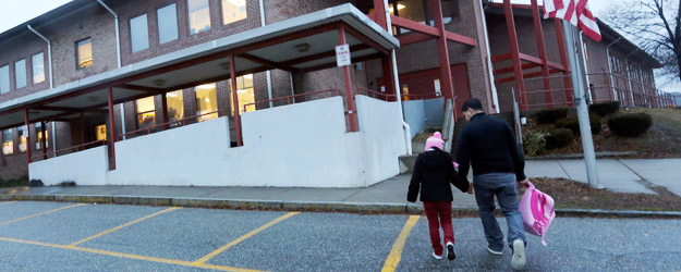 Parents' Fear for Children's Safety at School Rises Slightly