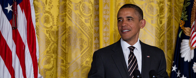 Obama's Monthly Job Approval Edges Higher in March