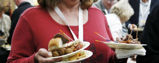 U.S. Obesity Rate Ticks Up to 27.1% in 2013