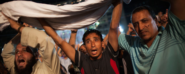 Egyptians' Views of Government Crashed Before Overthrow