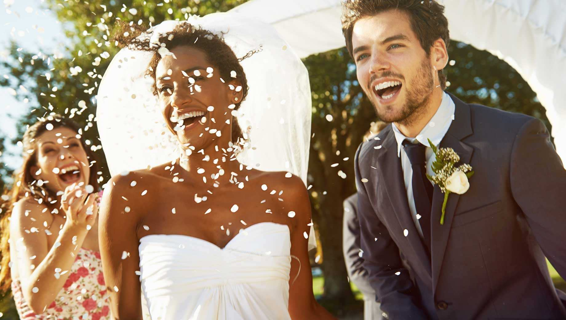 94% of U.S. Adults Approve of Marriage Between Black People and White People