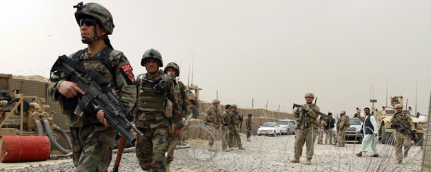 In U.S., Half Say U.S. Should Speed Up Afghanistan Withdrawal
