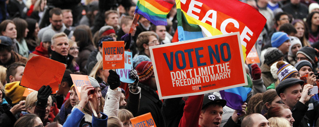 Most in U.S. Say Gay/Lesbian Bias Is a Serious Problem