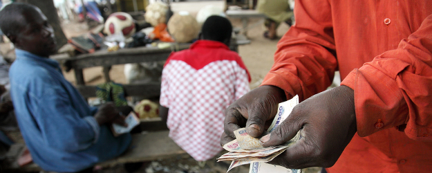 Many Sub-Saharan Africans Receive Domestic Remittances