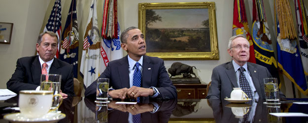 Americans Still Think Obama Will Seek Bipartisan Solutions