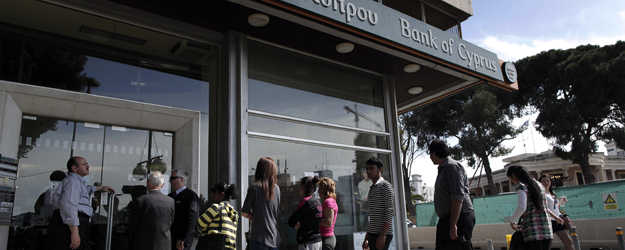 Cyprus Residents' Outlook Already Bleak Before Bank Crisis