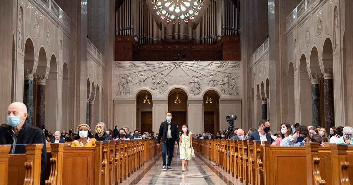 In-Person Religious Service Attendance Is Rebounding