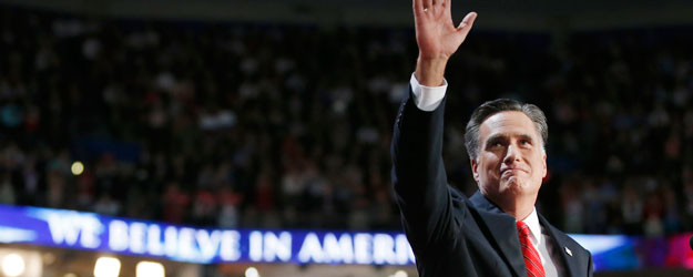 GOP Convention, Romney Speech Evoke Lukewarm Reactions