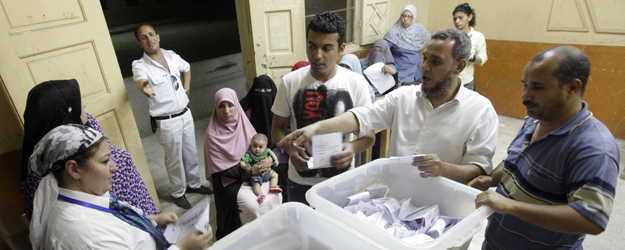 Snapshot: Rural Egyptians Are Engaged in Political Process