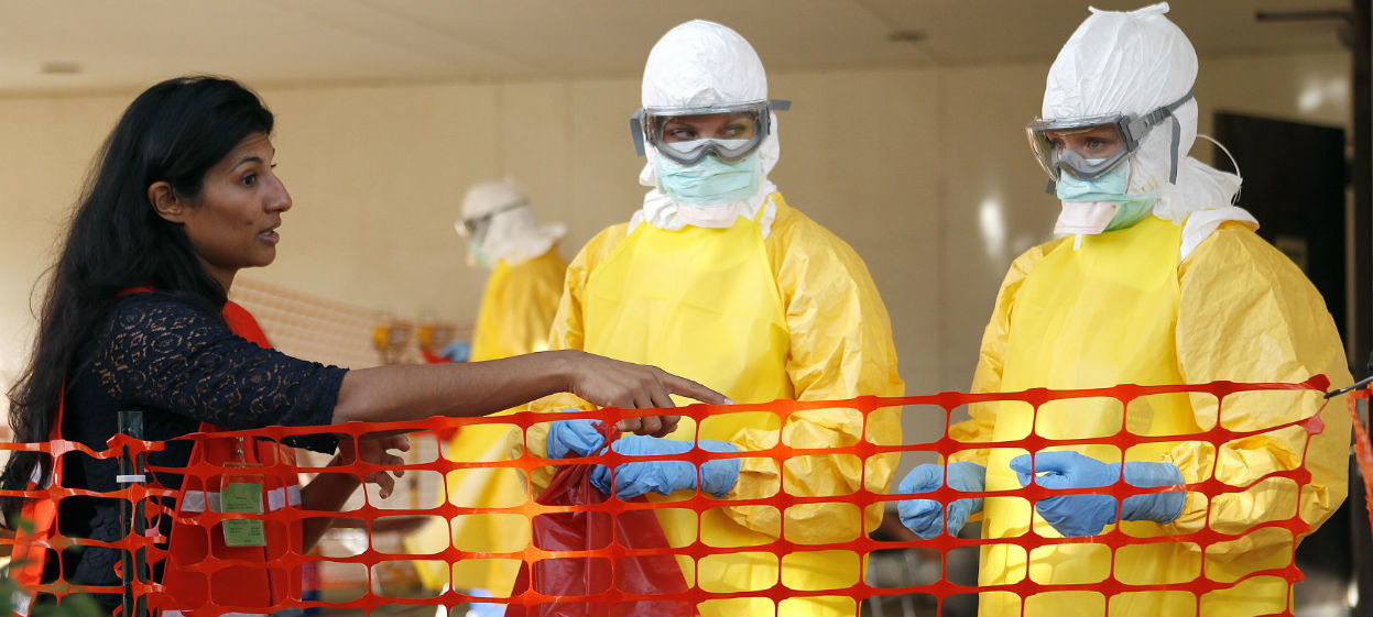 Americans' Ratings of CDC Down After Ebola Crisis