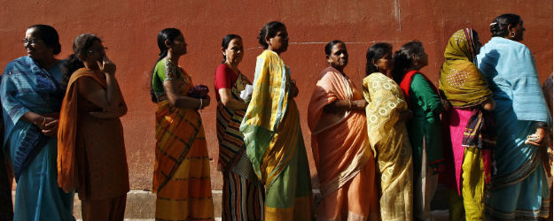 Indian Election Highlights Women's Personal Safety Concerns