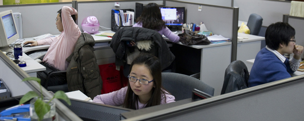 Employee Engagement Increases in China, but Still Very Low