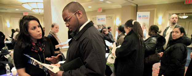 U.S. Job Creation Best Since September 2008