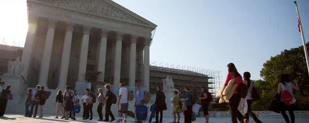 Party Divide Still Evident in Supreme Court Job Approval