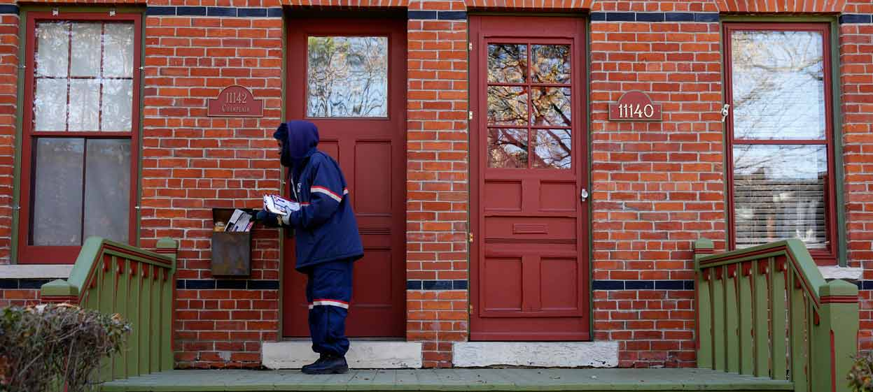 Four in 10 Americans Look Forward to Checking Mail