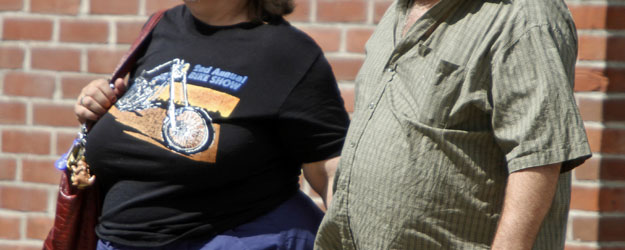Americans' Concerns About Obesity Soar, Surpass Smoking