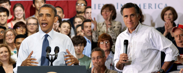 In Tight Race, Both Obama, Romney Have Core Support Groups