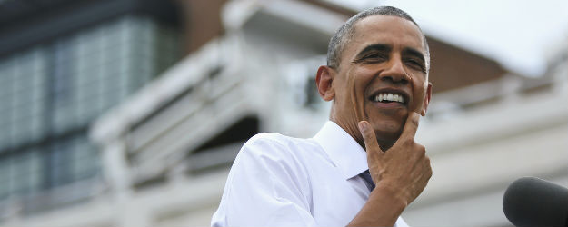 Obama Averages 43.2% Job Approval in 22nd Quarter