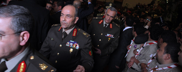 Majority of Egyptians Want Military Out of Politics