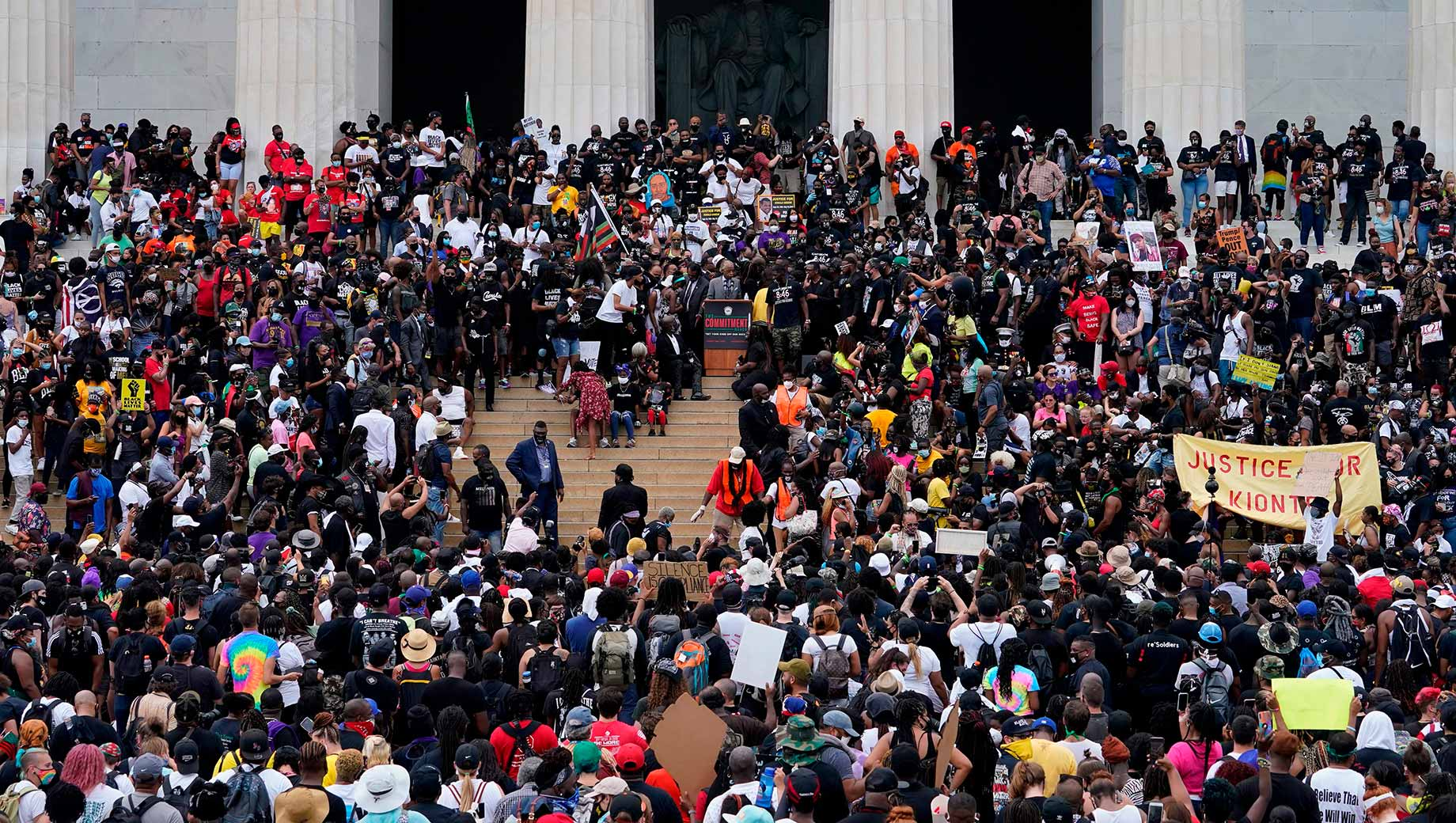 New Low in U.S. See Progress for Black Civil Rights