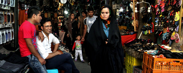 Half of Iranians Lack Adequate Money for Food, Shelter