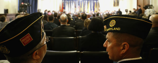 Most in U.S. Want to Prioritize Improving Veterans' Health