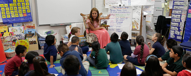 In U.S., Newer Teachers Most Likely to Be Engaged at Work