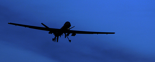 In U.S., 65% Support Drone Attacks on Terrorists Abroad