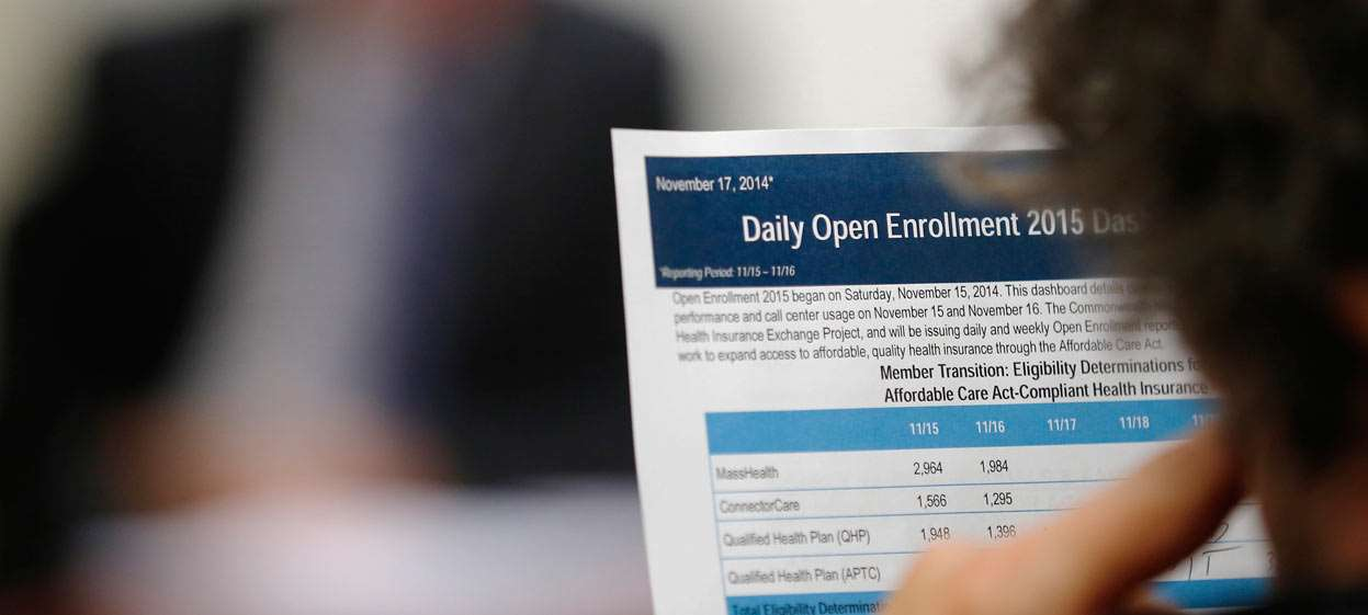 In U.S., Uninsured Rate Sinks to 12.9%