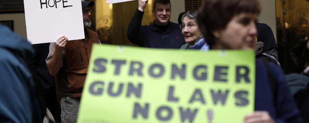 Americans Back Obama's Proposals to Address Gun Violence