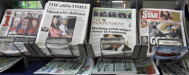 Snapshot: Britons Less Trusting of Media
