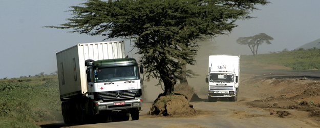 Sub-Saharan Africa, Former Soviet Union Rate Roads Worst