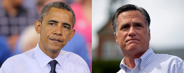 Obama Still Wins on Likability; Romney, on the Economy