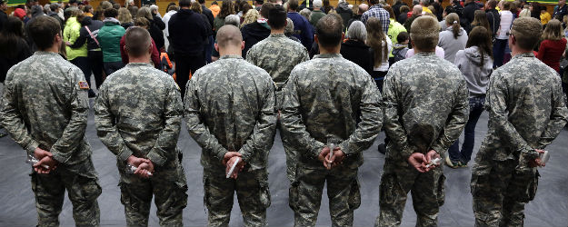 Americans Say Army Most Important Branch to U.S. Defense