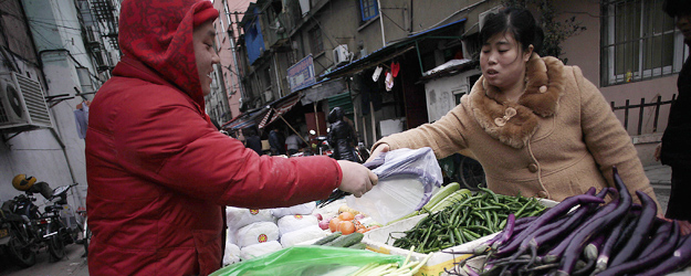 Poorest Chinese See Better Access to Food, Shelter