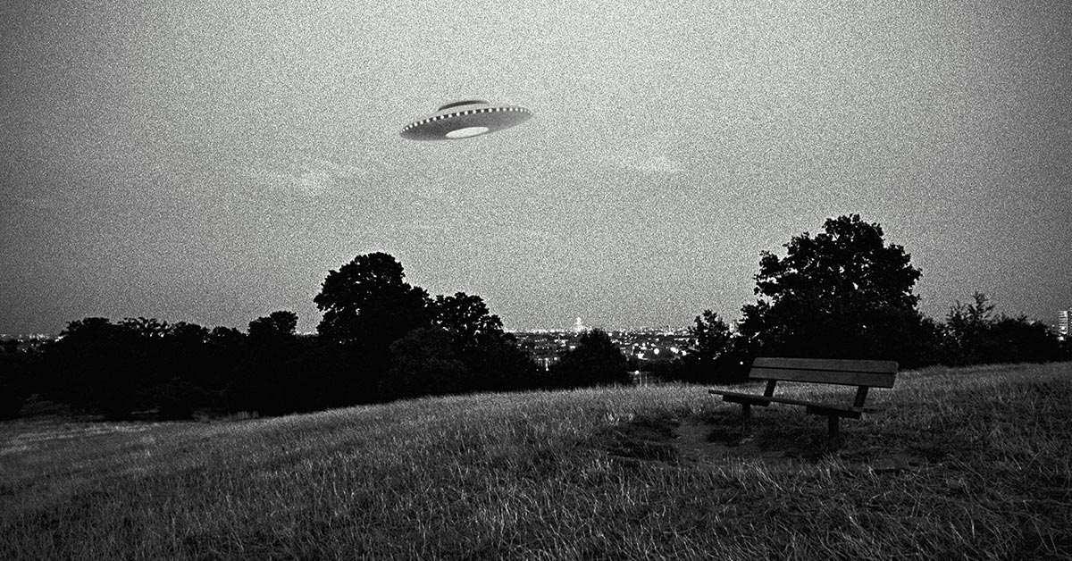 В Аргентине НЛО сжег холм, «высосал» из насекомых внутренности и забрал хлорофилл из дерева