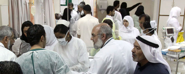 Snapshot: Many in GCC Prefer to Get Medical Treatment Abroad
