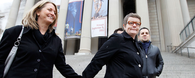 Same-Sex Marriage Support Solidifies Above 50% in U.S.