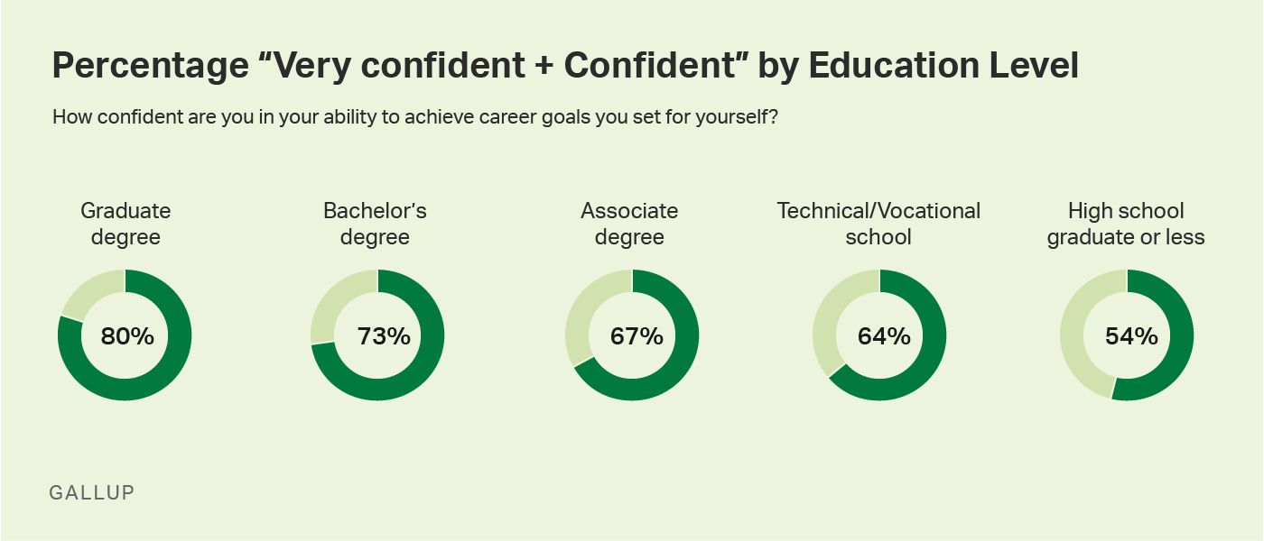 Wheel graph. Fragile community residents' confidence in their ability to achieve career goals.