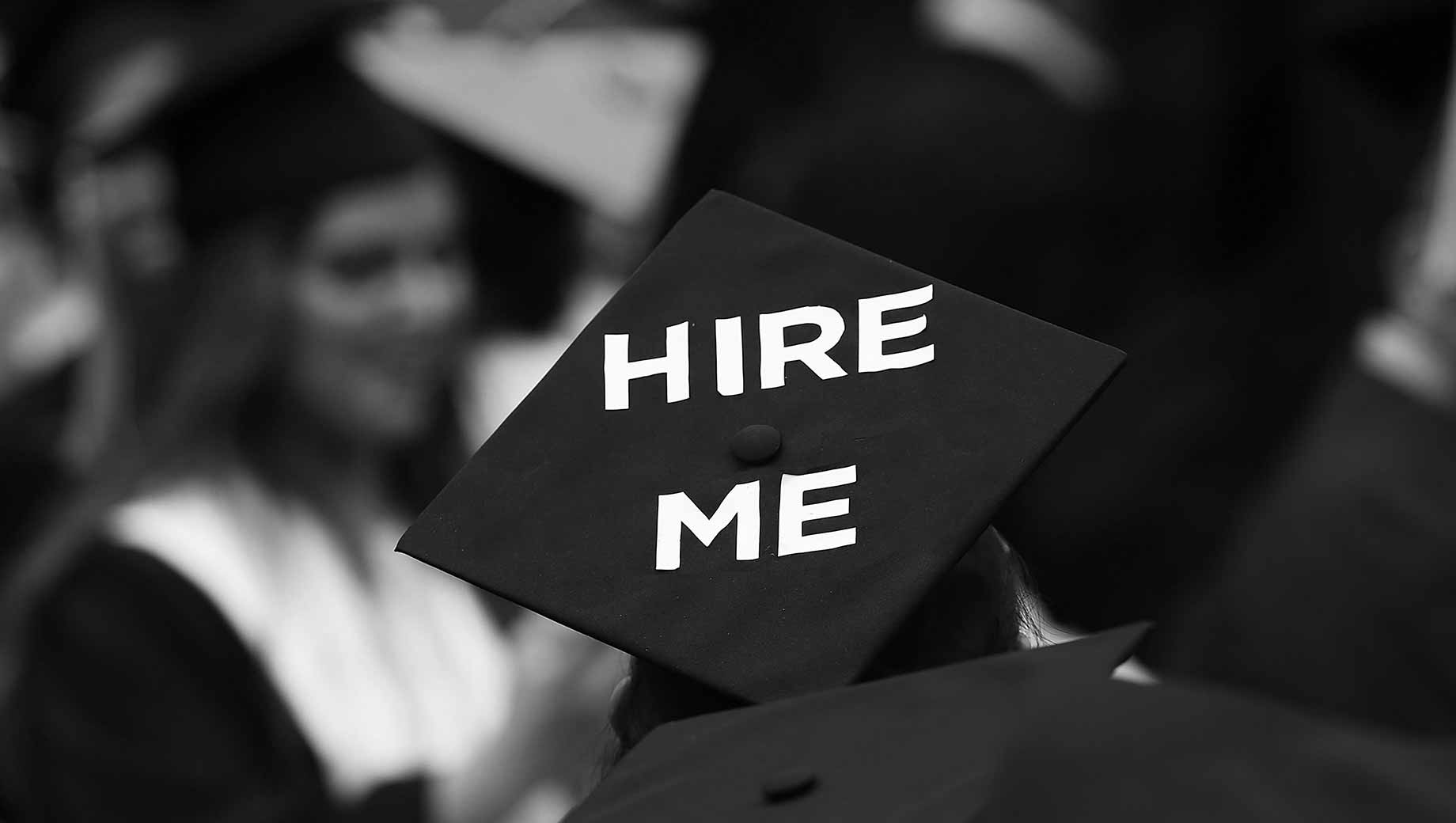 Graduates With Good Job Upon Graduation Earn More, Faster