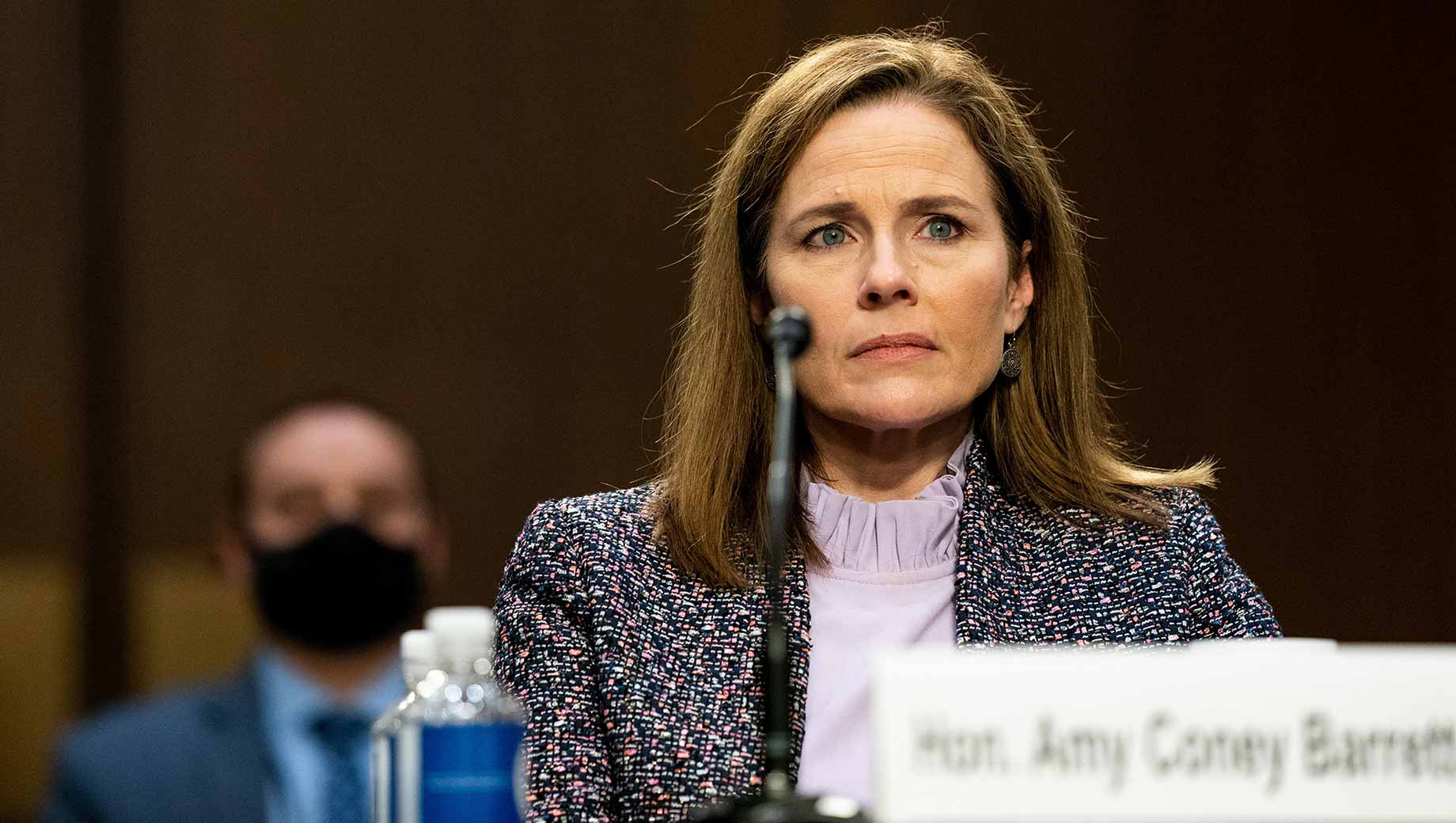 GALLUP – 51% in U.S. Want Amy Coney Barrett Seated on Supreme Court