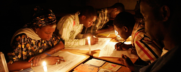In Sub-Saharan Africa, Most Workers Are Without Electricity