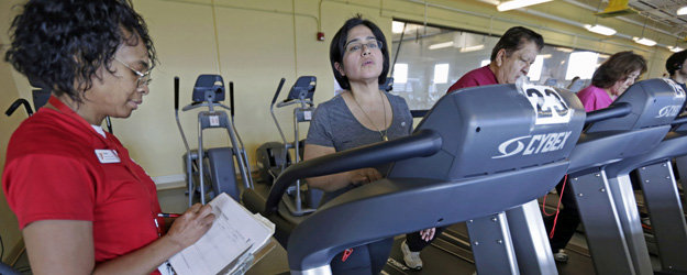 Americans' Exercise Habits Worsen Slightly in 2013
