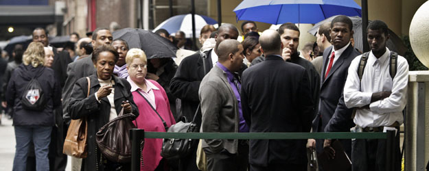 U.S. Unadjusted Unemployment Edges Up in Mid-November